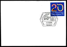 01470) BRD - Michel 2759 - FDC -70C  Grenzöffnung Zwischen Ungarn Und Österreich - [7] República Federal