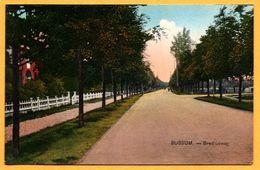 Bussum - Brediusweg - NAUTA - Colorisée - Bussum