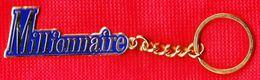 PORTE-CLEFS NEUF FDJ MILLIONNAIRE FRANCAISE DES JEUX GRATTAGE... - MON SITE Serbon63 DES MILLIERS D'ARTICLES EN VENTES - Key-rings