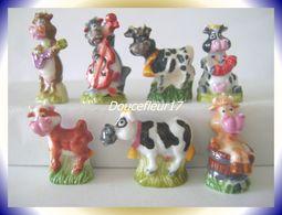 Sacrées Vaches ... Lot De 7  .. Ref AFF : 101-2007 ...(pan 0039) - Animals
