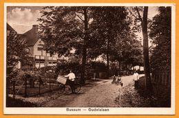 Bussum - Gudelalaan - Cuistax - Rosalie - Bicyclette - Animée - Uitg. D. De VOS - Bussum