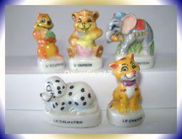 Petits Animaux ... Lot De 5 .. Ref AFF : 55-1999..  ( Pan 0041) - Animals