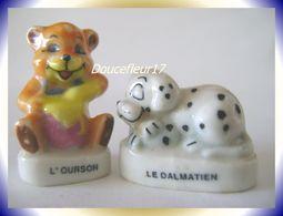 Petits Animaux ... Lot De 2 .. Ref AFF : 55-1999..  ( Pan 0041) - Animals