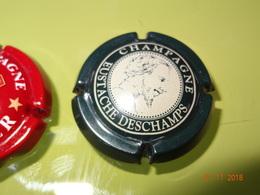DESCHAMPS  N°  1     CAPSULE DE CHAMPAGNE  NUMEROTATION CATALOGUE LAMBERT - Bollinger