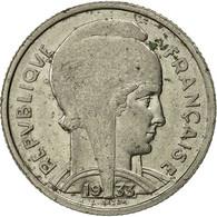 France, Bazor, 5 Francs, 1933, Paris, TTB, Nickel, KM:887, Gadoury:753 - France
