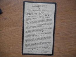 D.P.-PETRUS NEYT °KNESSELARE 6-7-1841+20-11-1929 - Religion & Esotericism