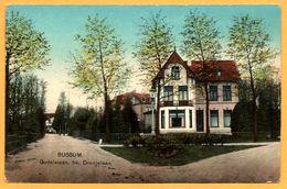 Bussum - Gudelalaan Hoek Oranjelaan - NAUTA - Colorisée - Bussum