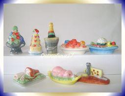 Rois Gourmets  ...Série Complète .. Ref AFF : 84-2000..  ( Pan 0041) - Charms