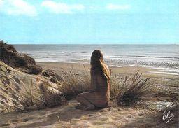 Les Joies Du NATURISME (nu Nue  Nus Nude Nudisme ) D'après Photo :Elcé N 4002*PRIX FIXE - Illustrateurs & Photographes