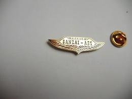 Beau Pin's En EGF , Banzaï - ABS France - Badges