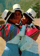 PEROU. Carte Postale Neuve. Chincheros. - Peru