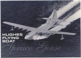 "Howard Hughes Flying Boat, The ""Spruce Goose"", Evergreen Aviation Museum, Unused Postcard [20799] - 1946-....: Modern Era"