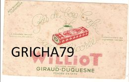 BUVARD CHICOREE WILLIOT GIRAUD DUQUESNE - Food