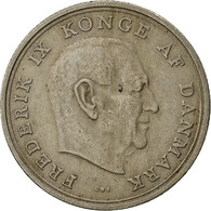 Danemark, Frederik IX, Krone, 1969, Copenhagen, TTB, Copper-nickel, KM:851.1 - Denmark