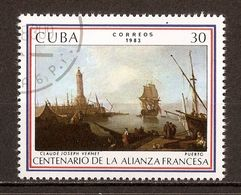 1983 - Peinture - Claude Joseph Vernet - Port - N°2450 - Cuba