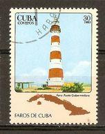 1983 - Phare De Punta Gobernadora - N°2461 - Gebraucht