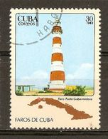 1983 - Phare De Punta Gobernadora - N°2461 - Cuba