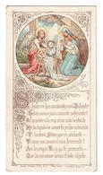 Santino.67 ARCANGELO GABRIELE GESù E MARIA - Vecchi Documenti