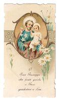 Santino.57 Sette Grazie A  S. Giuseppe - Vecchi Documenti