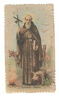 Santino.56 S. Antonius Abbas - Vecchi Documenti