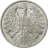 Autriche, Schilling, 1947, TTB+, Aluminium, KM:2871 - Austria