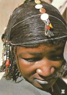 BURKINA FASO - SARKOYE - Art De Se Coiffer Des Bella - FEMME - FILLE - AFRICAINE - Burkina Faso