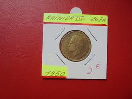 MONACO 20 Francs  1951 - Monaco