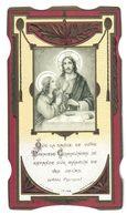 Santino.38 Prima Comunione 1937 Schaerbeek - Vecchi Documenti