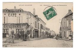 46 LOT - GRAMAT Avenue De Rocamadour - Gramat