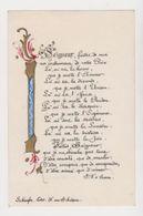 Image Pieuse Ste-Jeanne De Chantal Seigneur, Faites De Moi Un Instrument De Votre Paix...en 1963 - Religion & Esotérisme