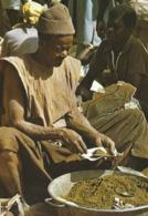 BURKINA FASO - Le Tabac à Chiquer.................................... Est Vendu Sur Tous Les Marchés - Burkina Faso