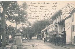 THONON LES BAINS - RIVE ET SA PROMENADE - Thonon-les-Bains
