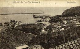 ALGERIE. BENI SAF LE PORT VUE GENERALE - Argelia