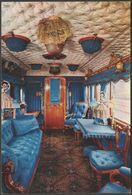 London & North Western Railway Royal Saloon - J Arthur Dixon Postcard - Trains