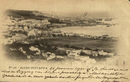 ALGERIE. ALGER MUSTAPHA - Algiers