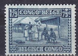 Congo Belge - Belg.Kongo Nr 155  Neufs Avec Charnière - Postfris Met Plakker - MH   (X) - Congo Belge