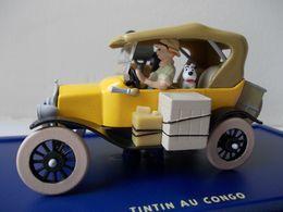 - Voiture De Tintin - La Ford T De Tintin Au Congo - Neuf En Boite - - Books, Magazines, Comics
