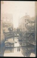 FOTOKAART  VERWOESTING OUDENAARDE - Oorlog 1914-18