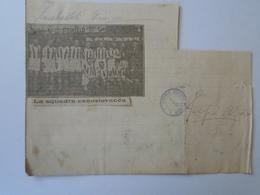 X138.17 Italia  - Circolo Augusta Erusia -Perugia  -signatures,  Autograph  1933 - Autografi
