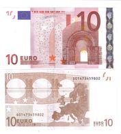 10 €  ITALIA FDS UNC J001 Duisenberg Cod.€.045 - EURO