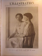 1913 La Grande Duchesse  OLGA TATIANA  Nikolaïevna De Russie FILLES DU TSAR NICOLAS RUSSIE Hussards Olga Uhlans Peterhof - Vieux Papiers