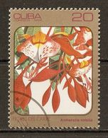 1984 - Flore Des Caraïbes ''Amherstia Nobilis'' - N°2535 - Cuba
