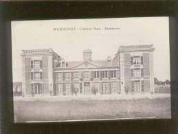 59 Wormhout Chateau Maes Rommens édit. J. Paroor - Wormhout