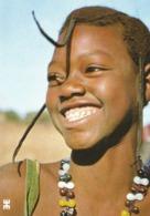 BURKINA FASO - En Pays KOUROUMBA - Éblouissante Fraîcheur D'un Sourire D'une Jeune Fille Foulsé - FILLE - AFRICAINE - Burkina Faso