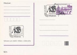 I0260 - Tschechoslowakei (1991) Praha 1: Agro Bank Praha - Landwirtschaft