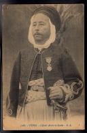 ALGERIE - TYPES - Officier Arabe De Spahis - Algeria