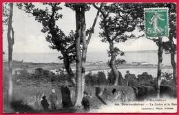 """CPA 22 PERROS-GUIREC - Le Linkin Et La Baie """"La Bretagne Pittoresque"""" N° 844 Collection A. Waron - Perros-Guirec"""