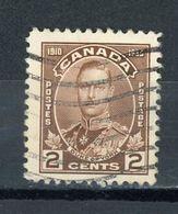 CANADA : SOUVERAINS  N° Yvert 174 Obli. - 1937-1952 Reign Of George VI