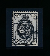 RUSSIA  - 1 STAMP 1865 N° 13  - LOOK 2 SCANS - 1857-1916 Empire