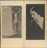 IMAGE MORTUAIRE * DOODSPRENTJE *  REINE DE BELGES * ASTRID * + 1935 * FOTO * PHOTO - Obituary Notices